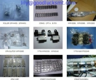 FUJI CP6/CP43 SMT spare parts/cylinder/clutch/valve/camera/nozzle/motor....