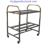 Panasonic pick and place equipment MSR smt feeder storage cart
