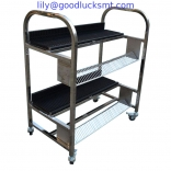 FUJI NXT smt feeder storage cart