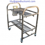 Hitachi smt feeder storage cart