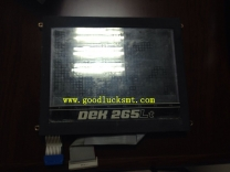 Dek 265 Lt monitor for pick and place machine in surface mount technology