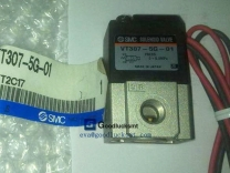 SMC Solenoid Valve V series used for pick and place machine