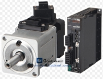 Omron  AC servo motor R88M-W10030T-S3  for smt pick and place machine