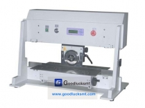 V-cut PCB Electrostatic Separator with multi-blade