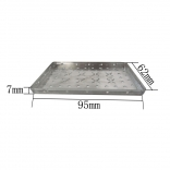Dependend aluminum plate of 2516